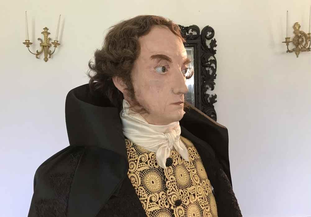 Einer der Besitzer von Schloss Rosegg - Gründer Sparkasse in Österreich, wurde bekannt als Geldfälscher