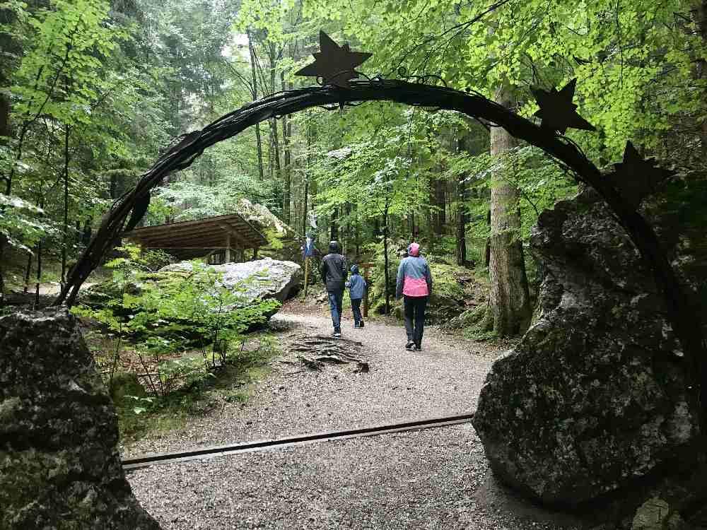 Unser Ausflug ins Walderlebniszentrum in Füssen mit Kindern am Bumkronenweg Füssen