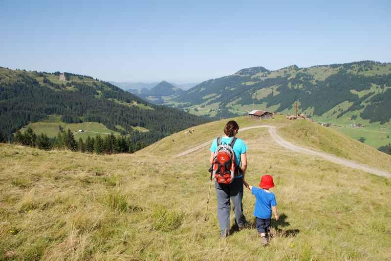 Wandern mit Kindern in Deutschland: Unsere Tour an den Kreidefelsen auf Rügen mit Kindern