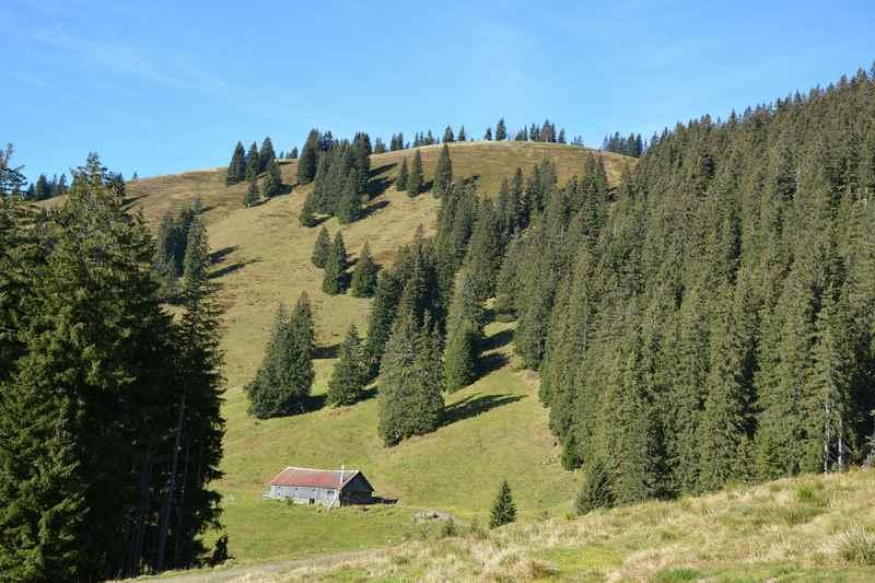 Schöne Tour zum Wandern mit Kindern Allgäu: Zu den Wasserfällen
