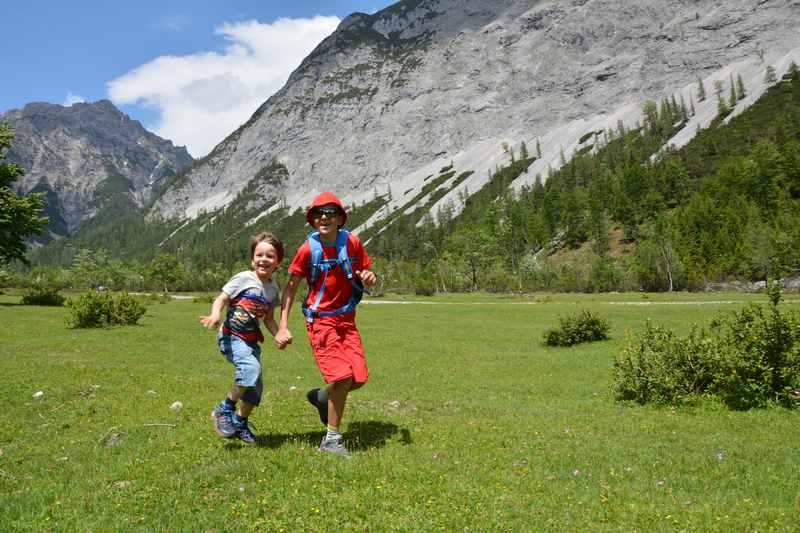 Wohin zum Wandern mit Kindern in Österreich? - unsere schönsten Familienwanderungen in Austria