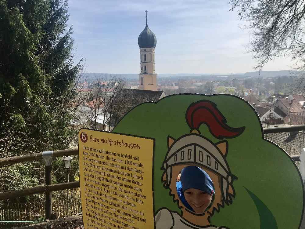 Wolfratshausen mit Kindern - die Stadtrallye in Bayern war toll