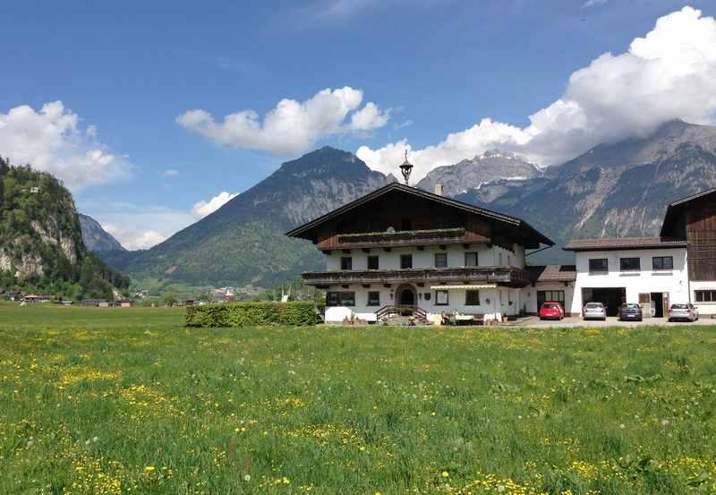 Zillertal Radweg:  Auf dem ebenen Weg radfahren mit Kindern