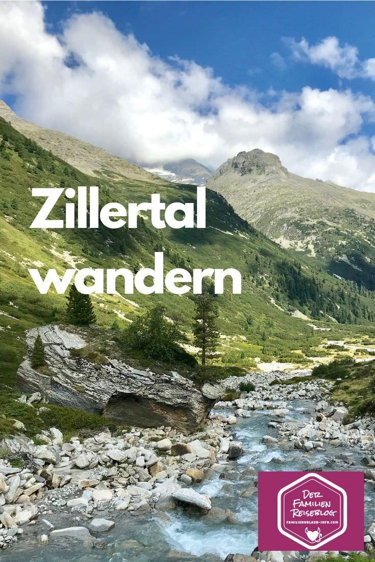 Merk dir diesen Pin bei Pinterest für deine nächste Zillertal Wanderung!