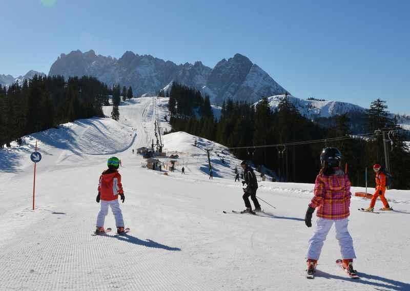 Ab wann können Kinder Skifahren lernen? - unsere Tipps & Tricks