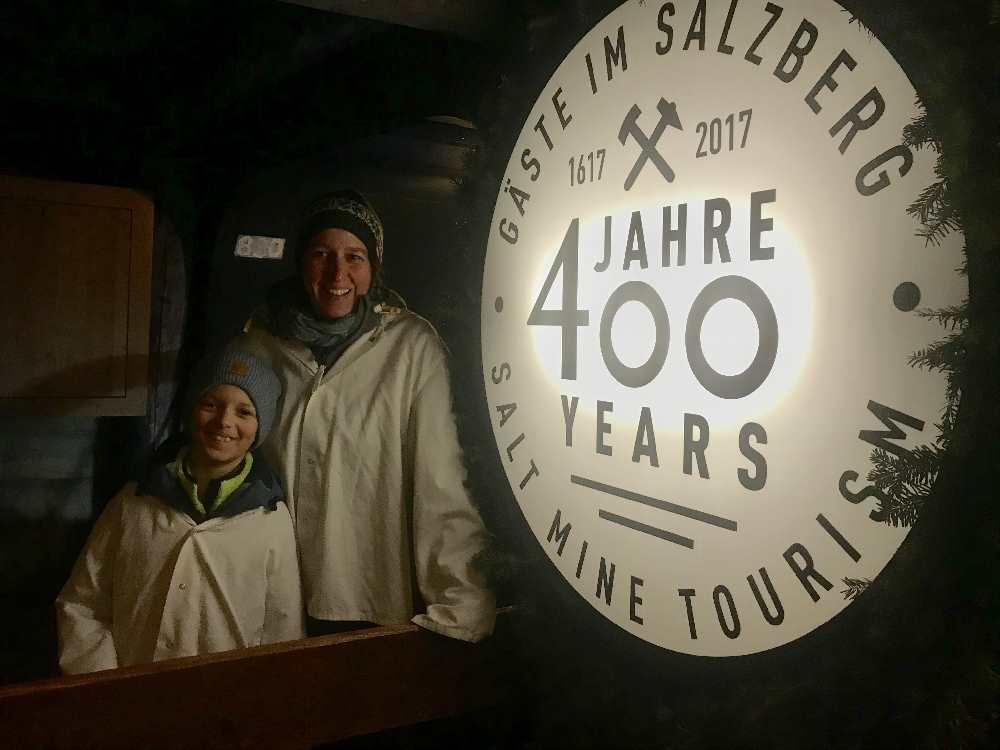 Seit 1617 gibt es das Schaubergwerk am Dürrnberg