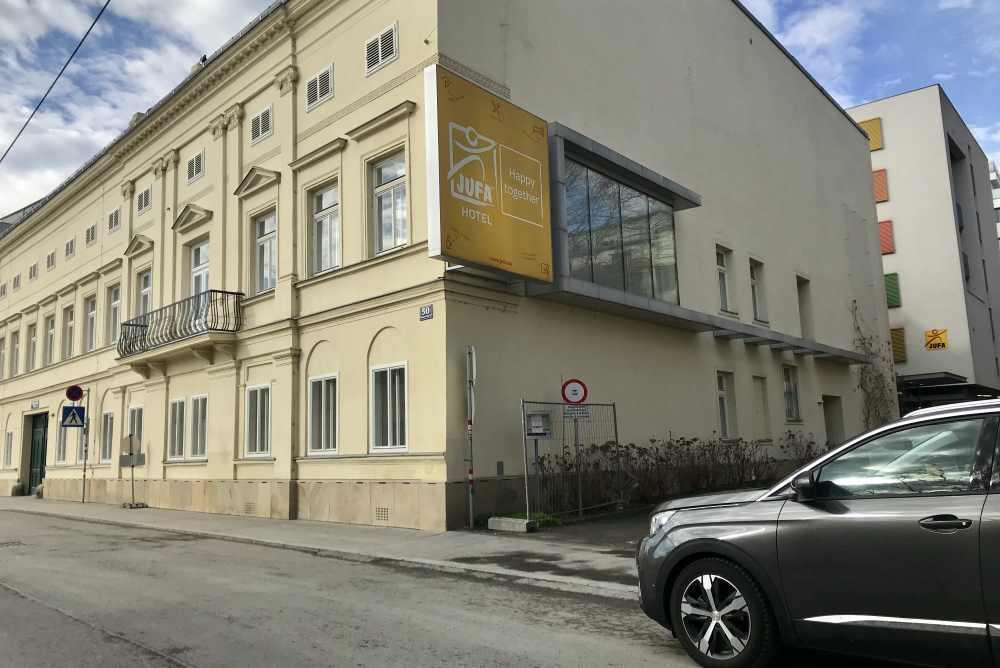 Mit dem Auto ins Familienhotel Wien
