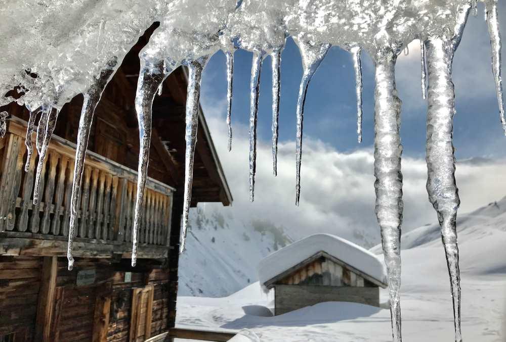 Winterurlaub mit Kindern - ohne Stress die Natur geniessen