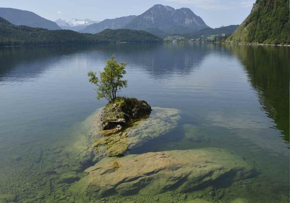 Für uns war das der schönste See im Familienurlaub Österreich: Der Altausseer See