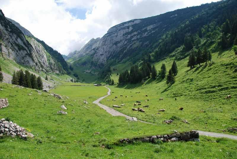 In der Schweiz wandern: Das Toggenburg mit Kindern