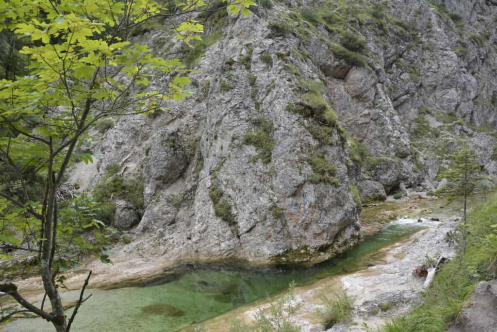 Die Ötschergräben in Niederösterreich