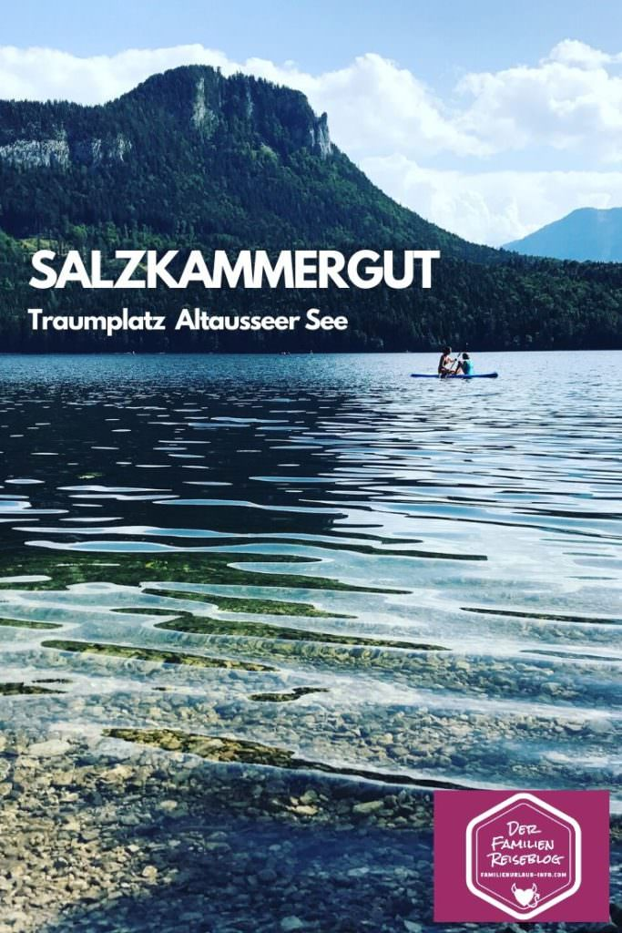 Altausseer See - Traumplatz im Salzkammergut mit Kindern