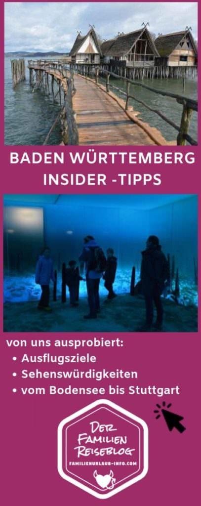 Ausflugsziele Baden Württemberg mit Kindern für deinen Familienurlaub