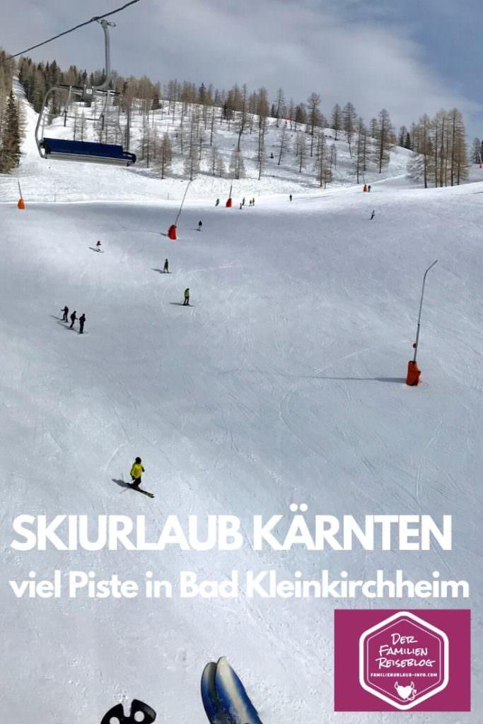 Skigebiet Kärnten in Bad Kleinkirchheim
