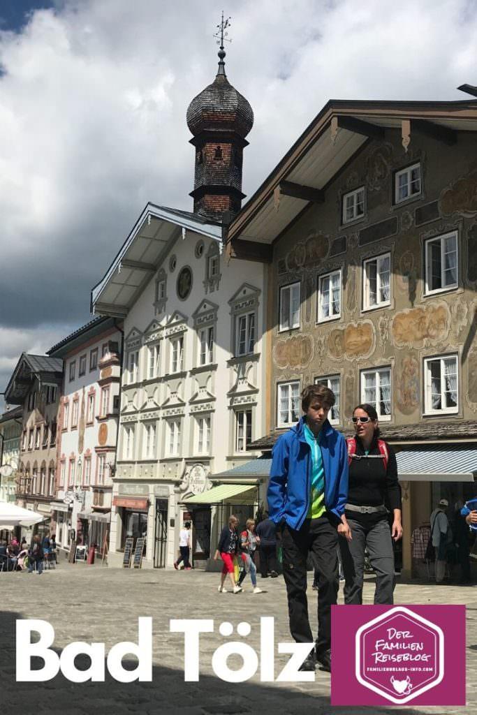 Bad Tölz mit Kindern - die besten Insidertipps für deinen nächsten Bayern Ausflug