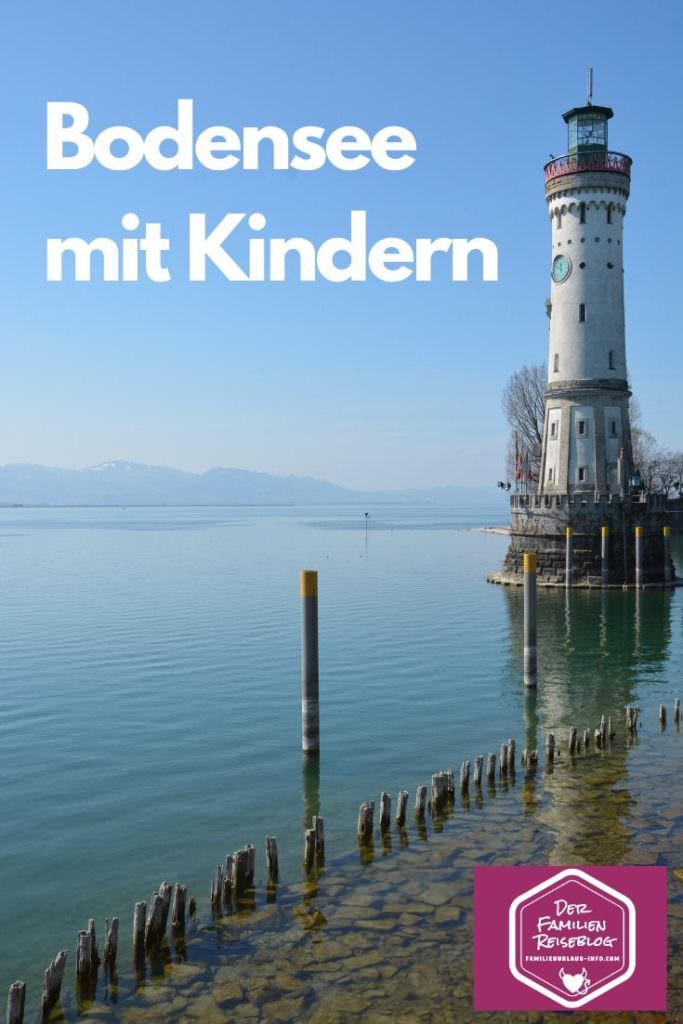 Bodensee Tipps merken für die nächste Urlaubsplanung - geht leicht mit diesem Pin auf Pinterest