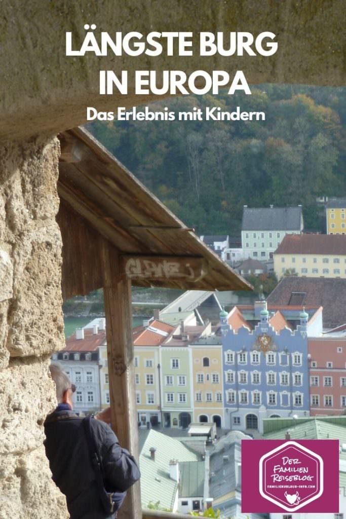 Burghausen mit Kindern - Bayern erleben
