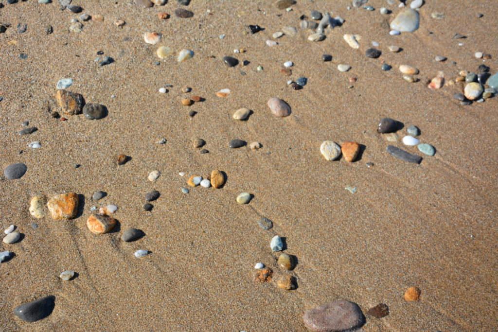 Milos Strände mit Sand - ideal mit Kindern