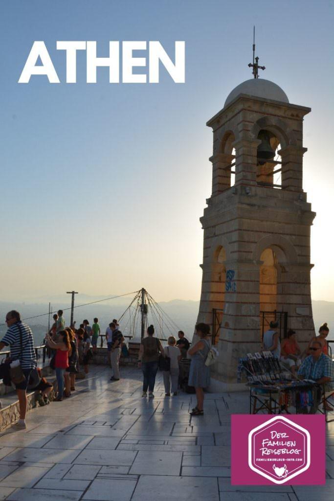 Familienurlaub Athen - unsere Insidertipps für deinen Urlaub mit Kindern