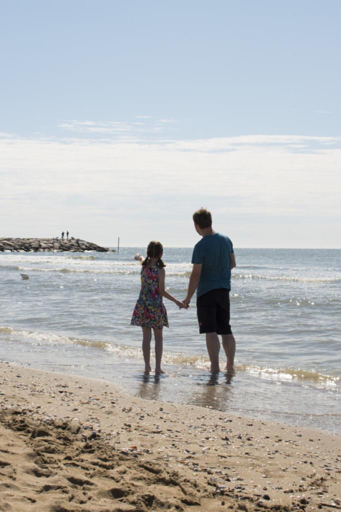 Familienurlaub Italien am Meer