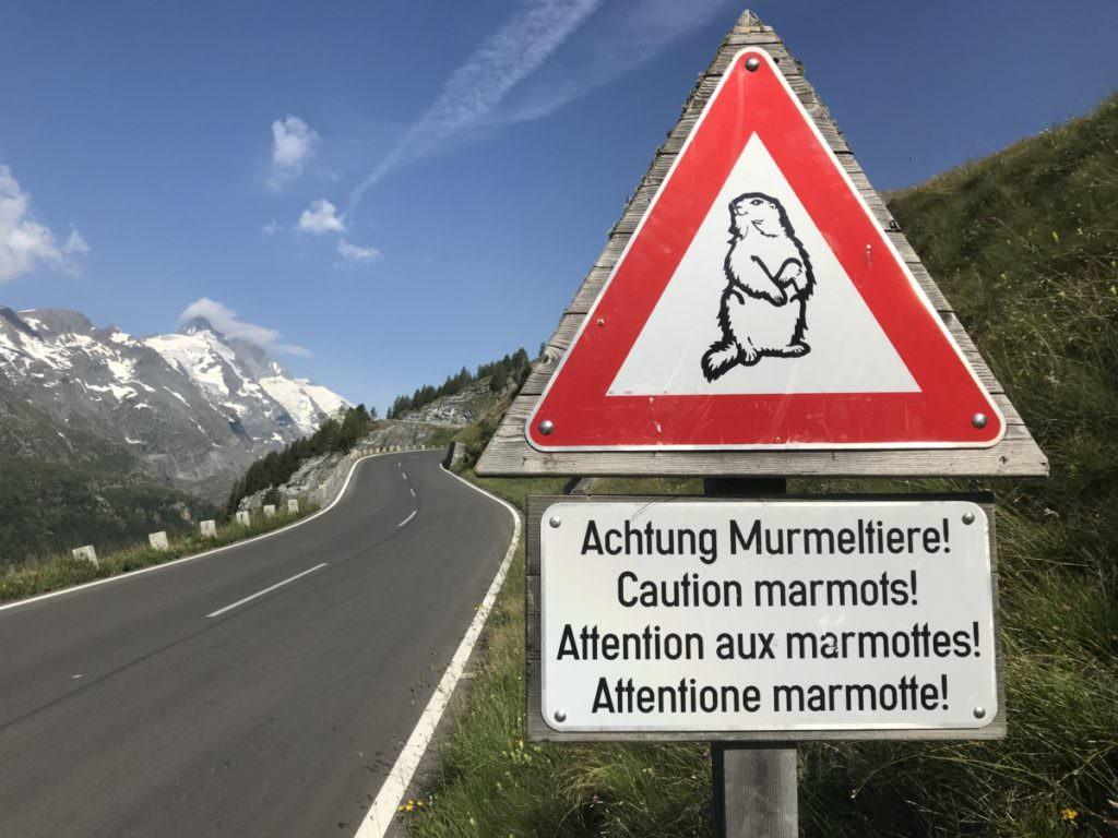 Genieß deine Anfahrt in den Familienurlaub Kärnten auf den Panoramastrassen