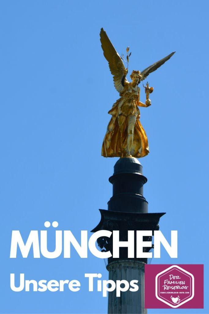 Familienurlaub München merken, mit diesem Pin