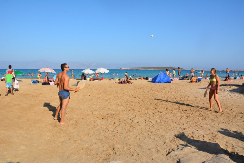 Familienurlaub Portugal mit Kindern am Strand