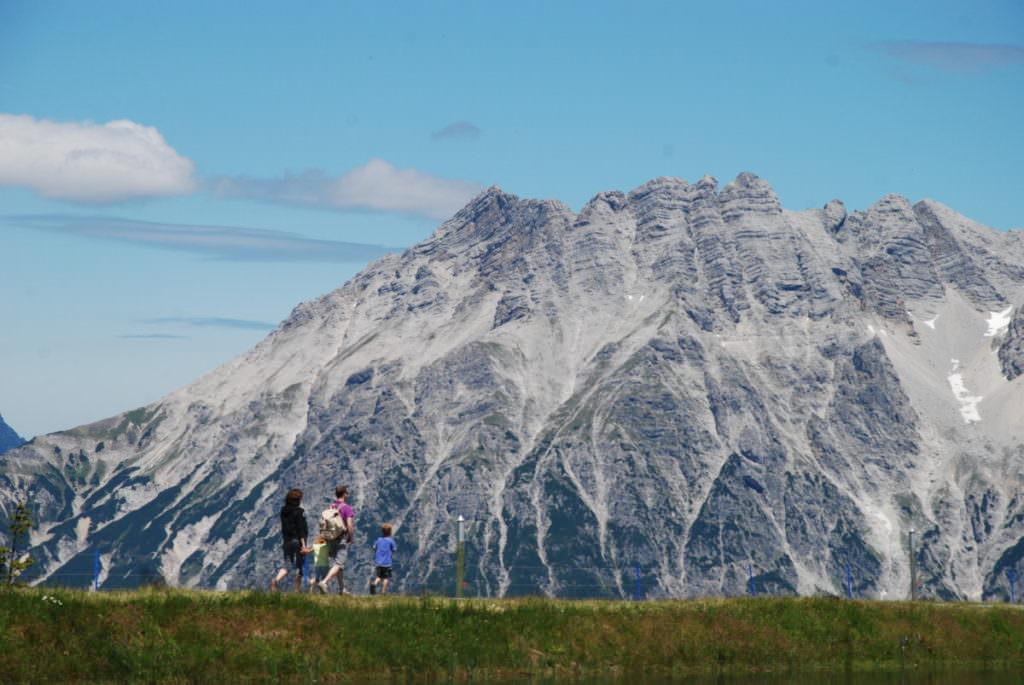 Willst du in deinem Familienurlaub Salzburger Land wandern mit Kindern?