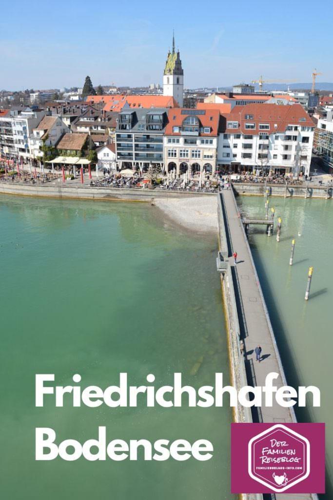 Friedrichshafen mit Kindern - für deinen nächsten Familienurlaub Bodensee