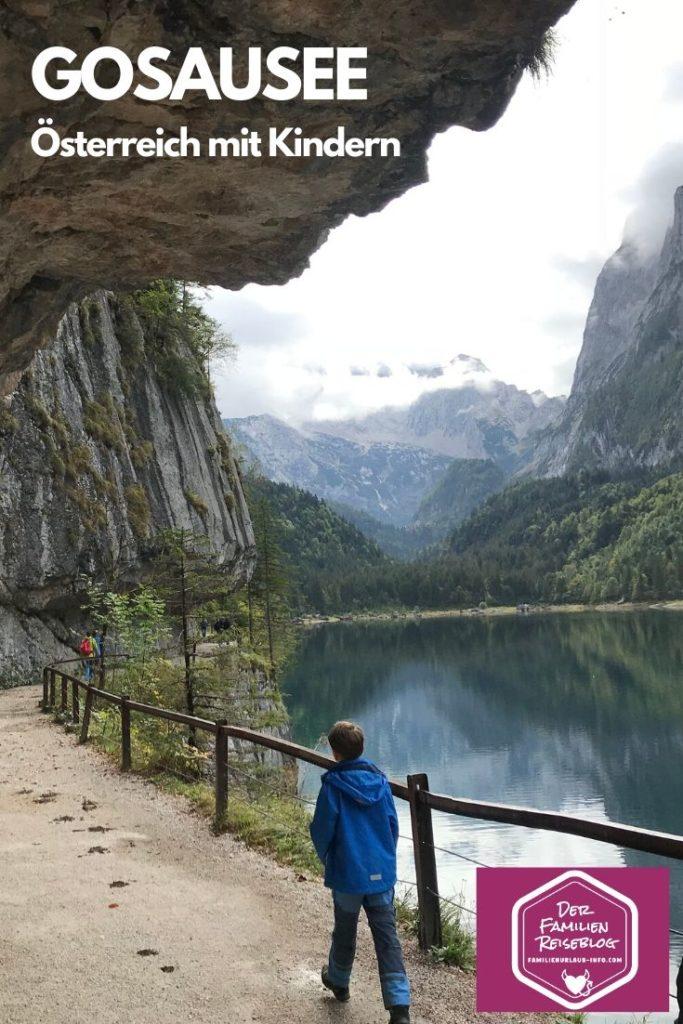 Gosausee - idyllisch im Dachsteingebirge