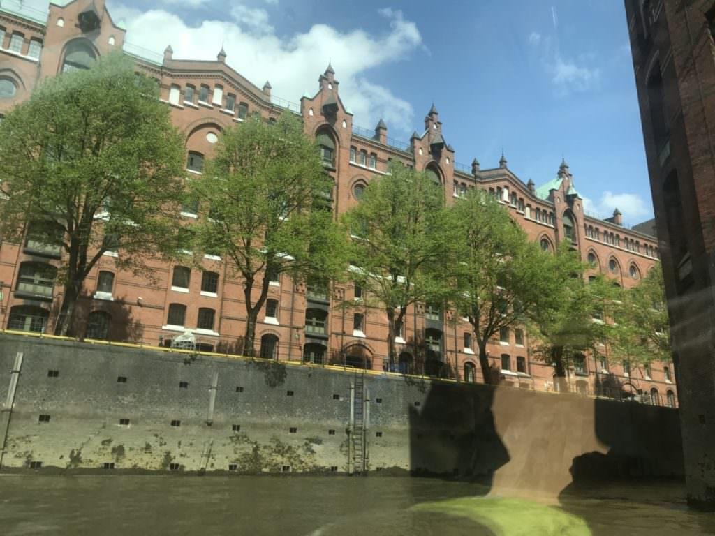 Hafenrundfahrt Hamburg Speicherstadt - sehr eindrucksvoll, sollte man gesehen haben