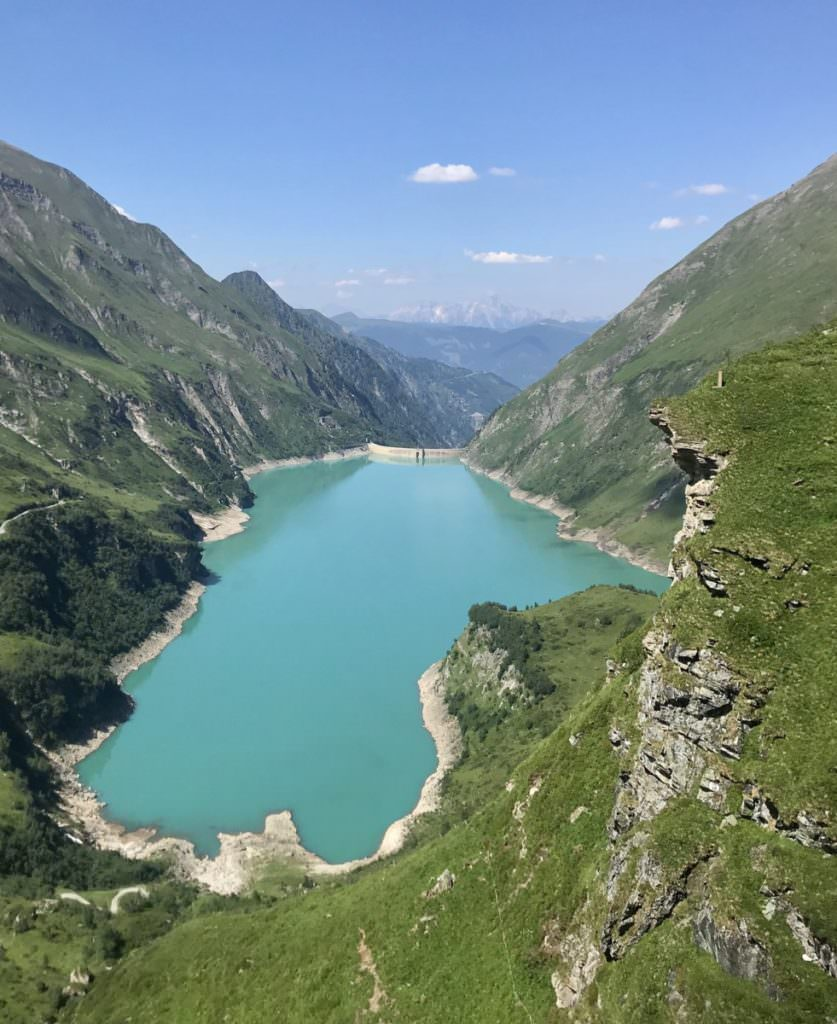 Top Ausflugsziel im Salzburgerland: Die Kaprun Stauseen