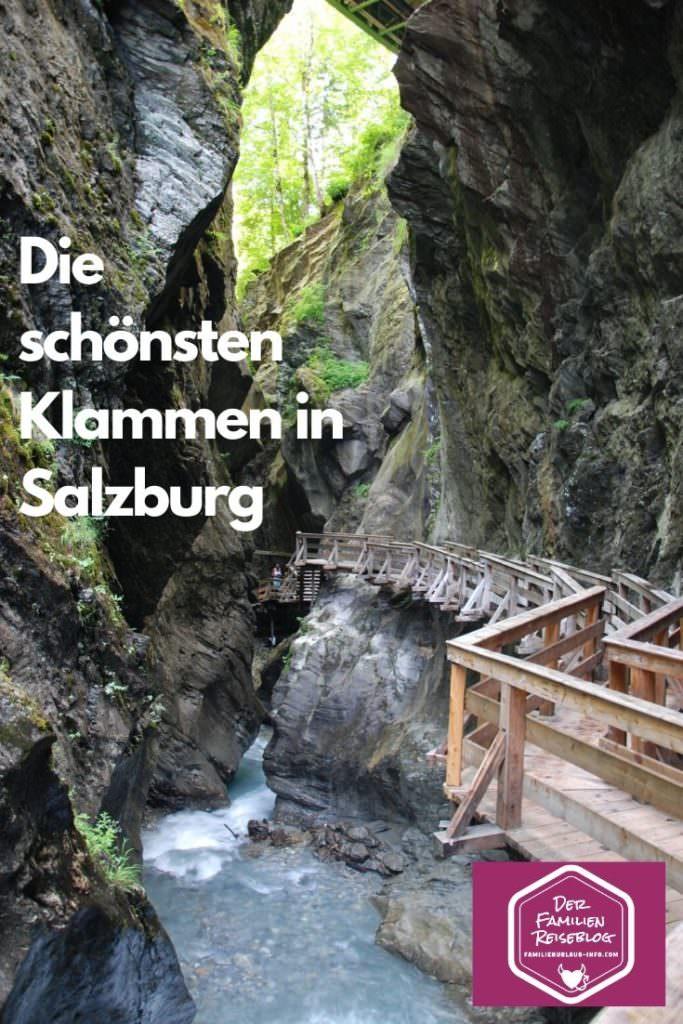 Klamm Salzburger Land merken - mit diesem Pin auf Pinterest und zum Teilen über Facebook für deine Freunde