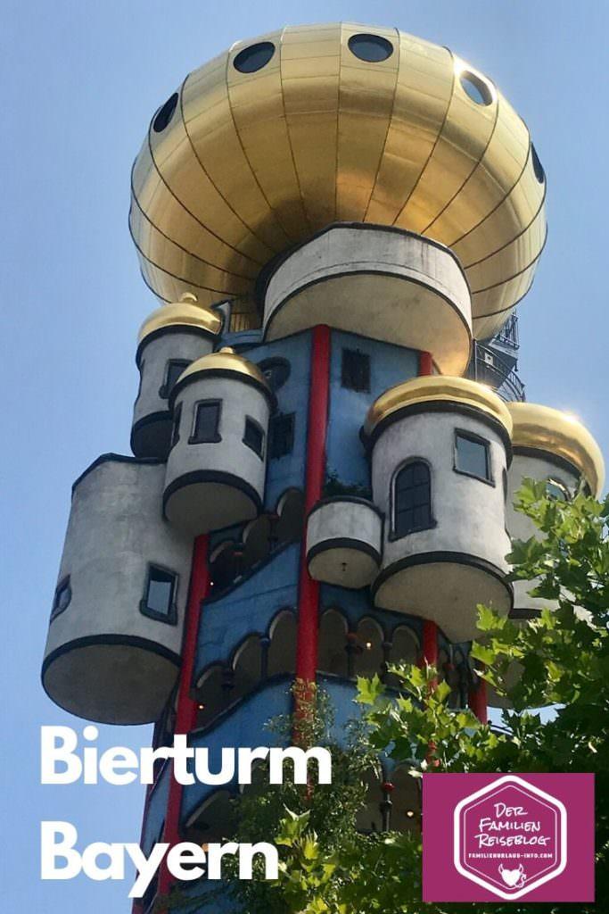 Kuchlbauer Turm - merk dir die Holledau Ausflugsziele für deinen nächsten Bayern Ausflug!