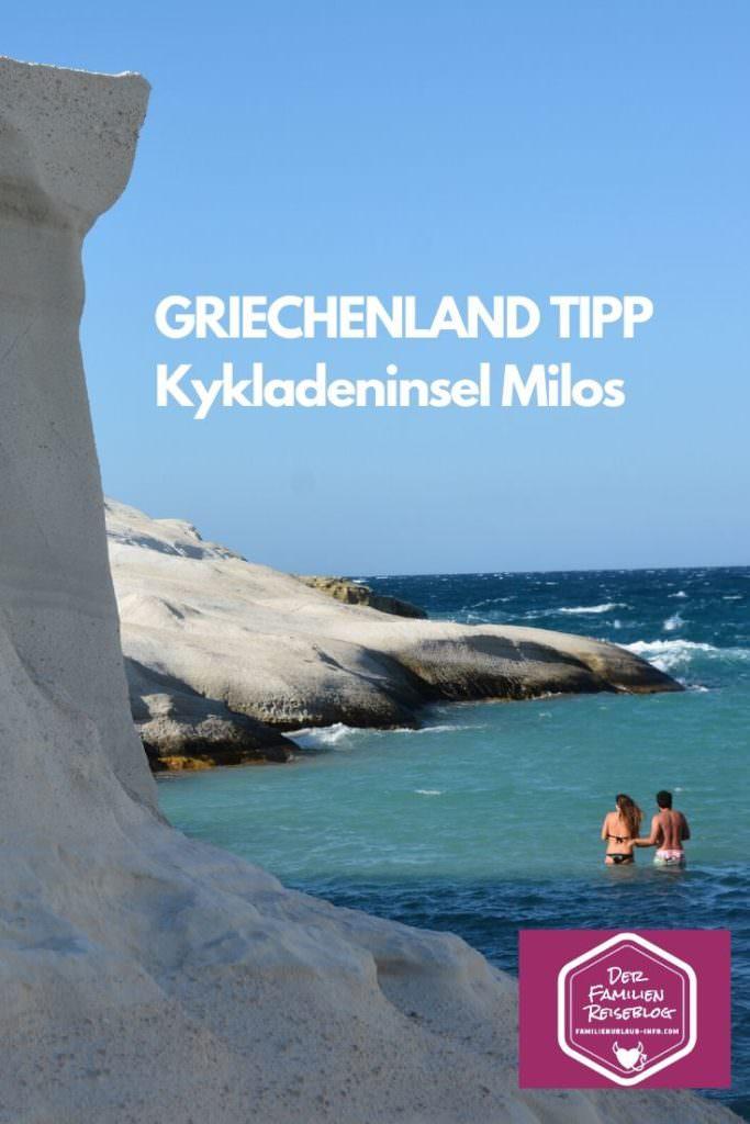 Kykladeninsel Milos merken.- mit diesem Pin auf Pinterest für deinen nächsten  Griechenland Urlaub