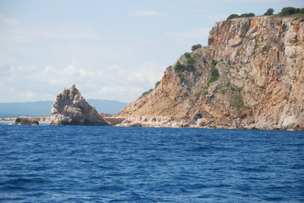 L'Estartit Spanien - Meer und Natur
