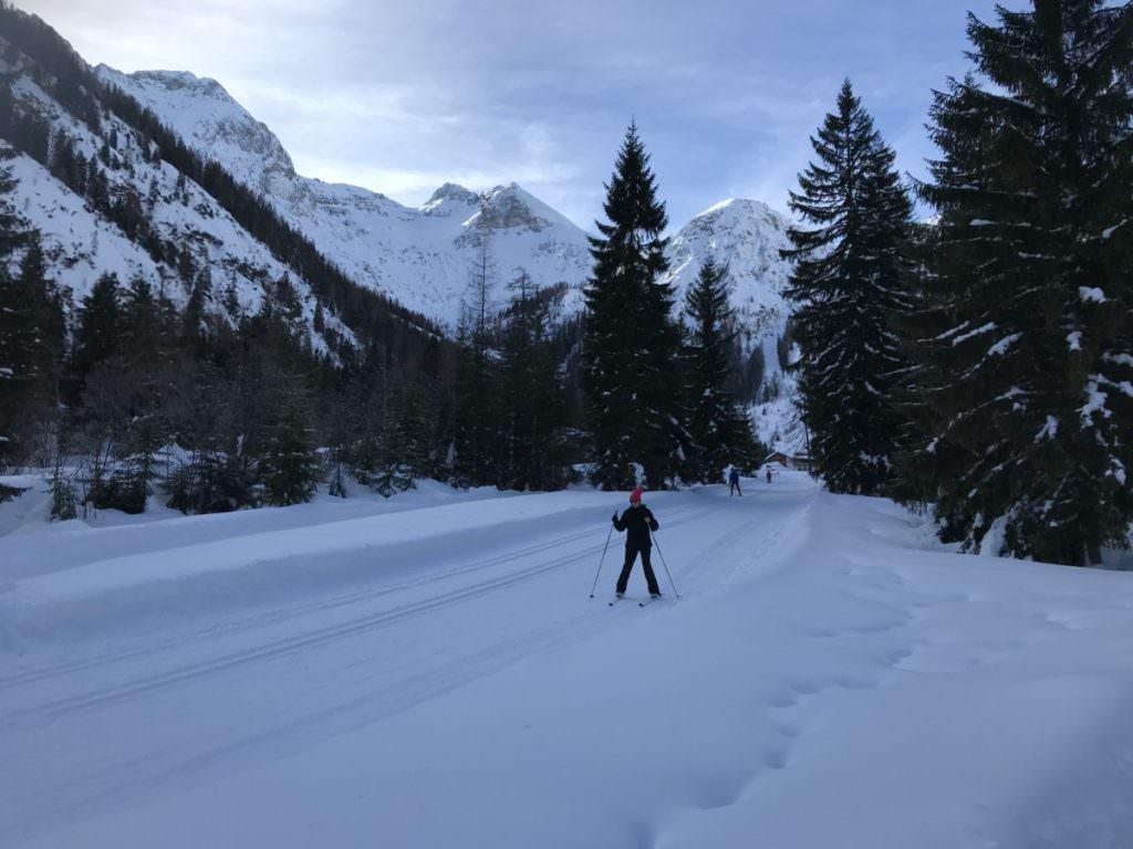 Langlaufen Tirol mit Kindern - unsere Tipps