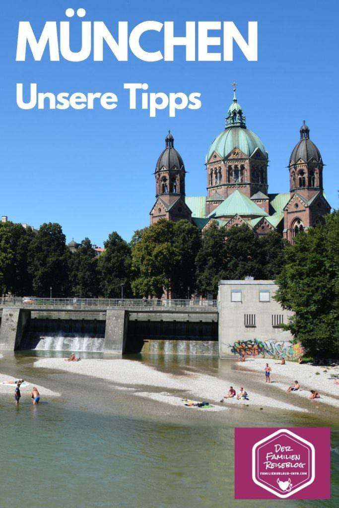 München mit Kind - merk dir unsere Tipps mit diesem Pin auf Pinterest