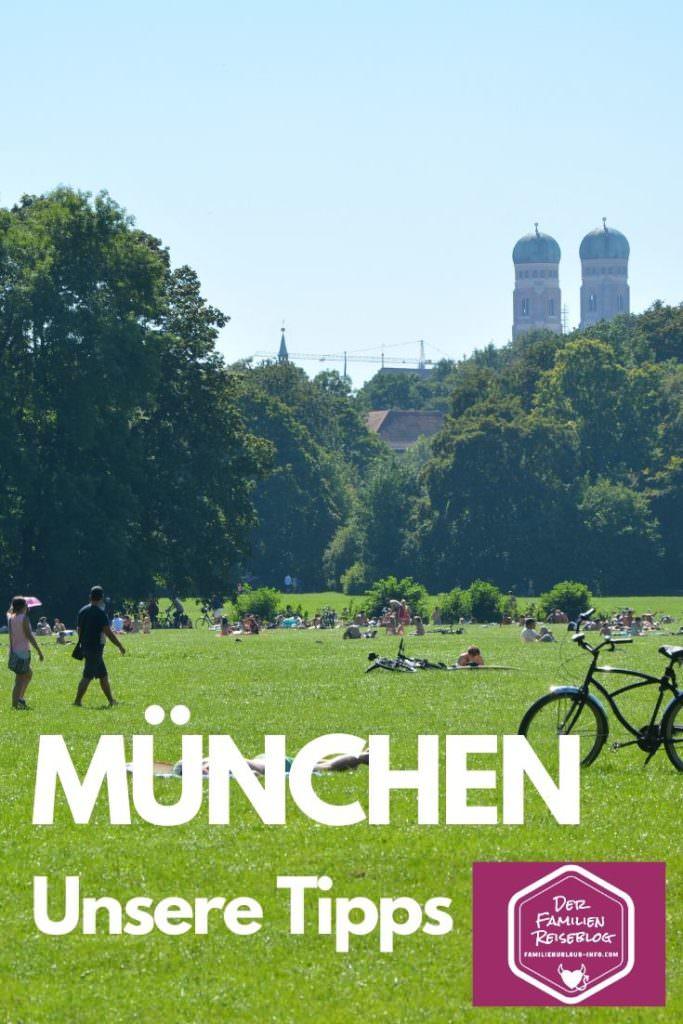 München mit Kindern - unsere Tipps als ehemalige München Einwohner