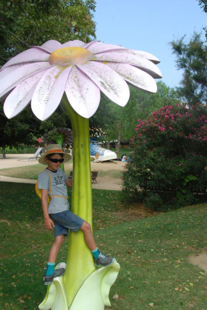 Vom Malgrat del Mar Strand zu den Sehenswürdigkeiten