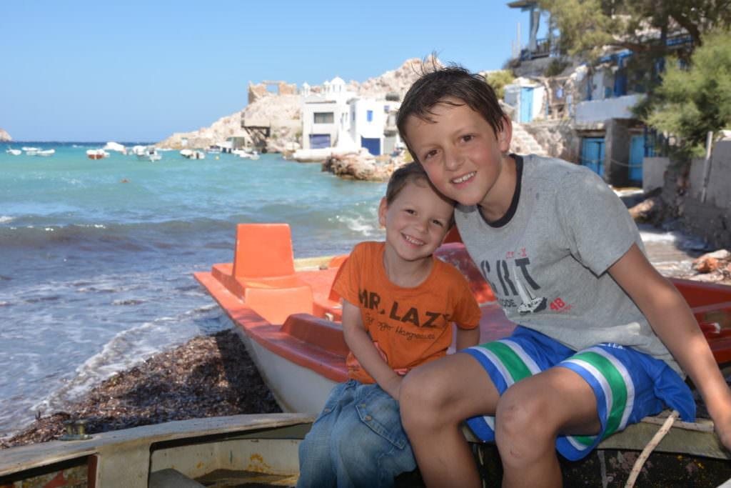 Milos Griechenland - unsere Erlebnisse im Familienurlaub Griechenland