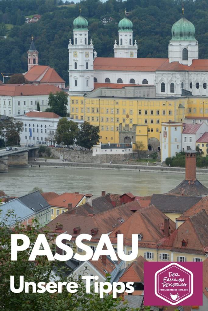 Passau mit Kindern - Tipps merken mit diesem Pin auf Pinterest