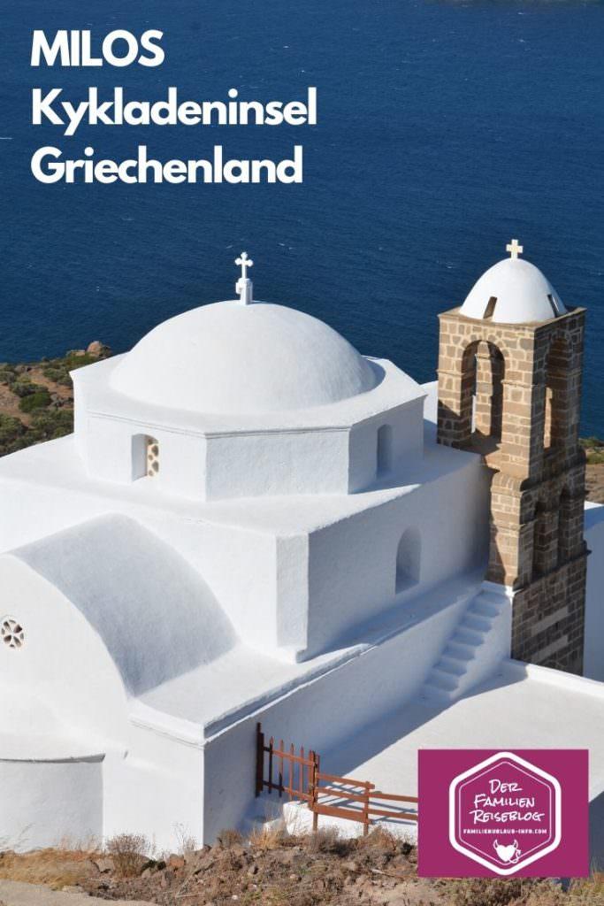 Plaka Milos - Griechenland Tipps merken