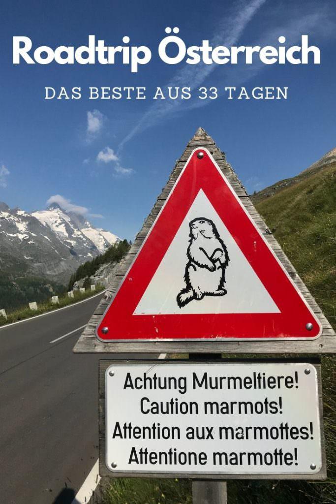 Familienurlaub Österreich - unser Roadtrip Österreich 33 Tage quer durchs Land