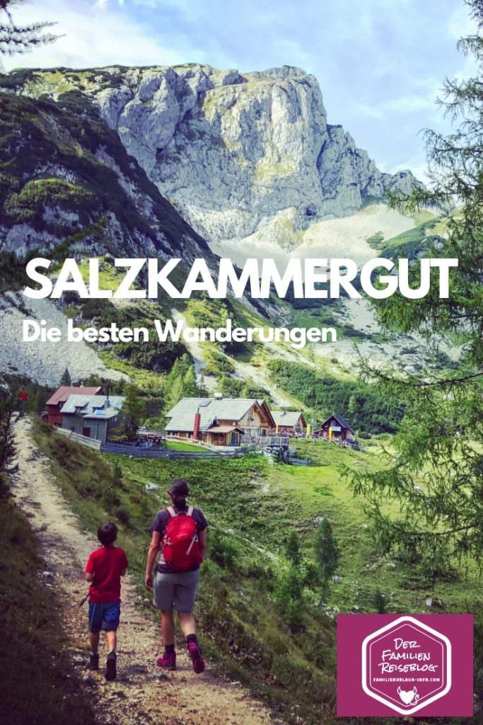 Salzkammergut Wanderung: Wandern mit Kindern im Salzkammergut