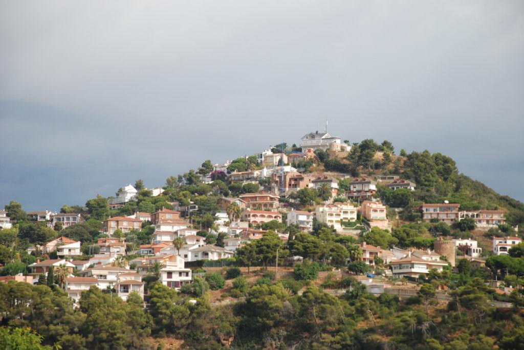 Santa Susanna Spanien