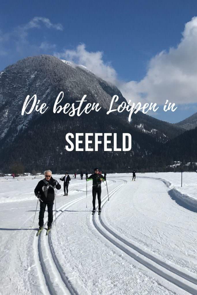 Seefeld langlaufen Tirol - mit der ganzen Familie!