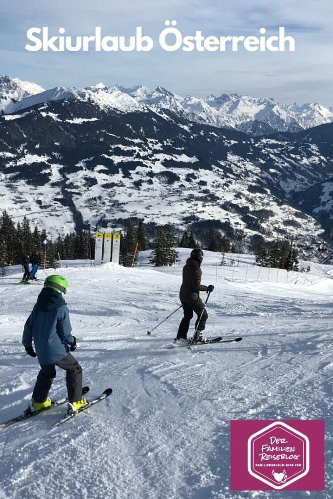 Skifahren mit Kindern Vorarlberg - merk dir unsere Tipps für deinen nächsten Winterurlaub