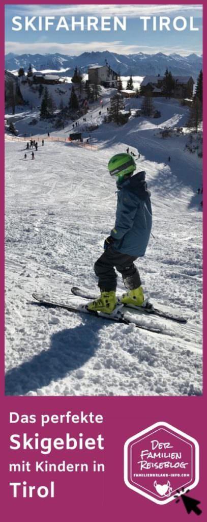 Skigebiet Rofan - unser Tip für ein schönes Skigebiet am Achensee in Tirol. Merk dir diesen Pin auf Pinterest!