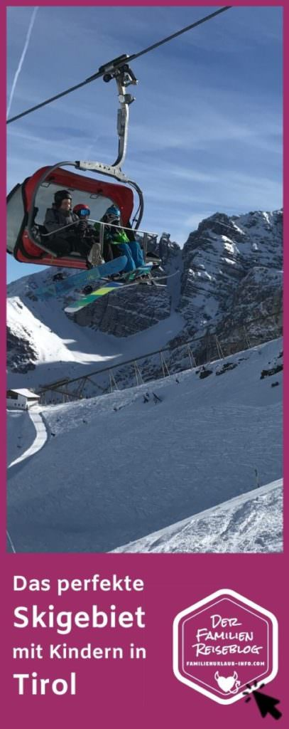 Skigebiet Tirol mit Kindern: Axamer Lizum, Innsbruck